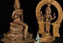 Hindu Goddess of Energy, Shakti / by Lotus Sculpture