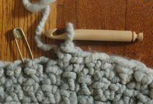crochet projects / by Debi Hannay