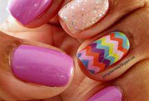 Nails Nails Nails / by Elizabeth Sneed