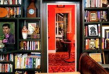 Bookcases / by Jasmine Williams
