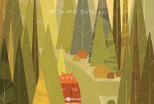 Environment design / by Liben