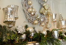 Holiday Mantles / by Stacy Novotny