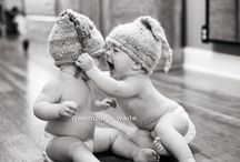 Twins and Triplets / Having and raising multiples! / by The Best of Twins