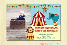 Joshua's 1st Birthday / Carnival Theme / by Jess LeFlore