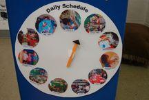 preschool--transitions / by Abby Haugaard
