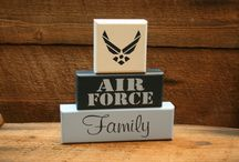 Air Force Wifey Life / by Jillian Woods
