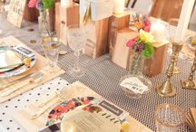 Tablescapes / by Mary Smith