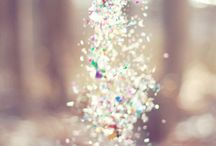 Glitter / by Melissa Jean Photography