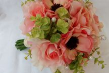 Wedding Bouquets - Real Touch Pre-Designed for Sale / Destin Events and Floral have designed wedding bouquets using real touch flowers that are so realistic visually and to the touch. READY TO SHIP!!!! / by Destin Events and Floral