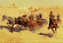 Frederic Remington / 20th century western American artist / by Jim Krotzman