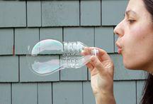 Bubbles Bubbles Bubbles! / by Kidville