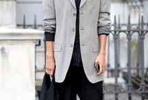 Menswear / Or an excuse to post photos of gorgeous well dressed boys / by Fabiola Meza