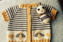 Grandbaby Knits / by Mary Beth Fisher