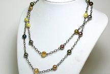 chain jewelry / by chrissy pi