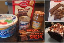 Desserts, cookies, bars and other goodies / by Memarie Steeves