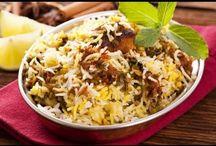 Indian Cuisine / by Linda Miller