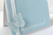 Butterfly Cards / by Karen Kaehn
