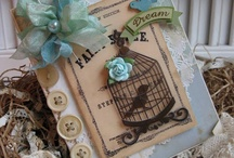 CARD CREATIVITY / by Lucy @ Patina Paradise
