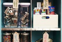 Home Organization / by Kim Robbins