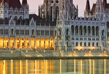 Colors of Hungary / by Rita Takaro