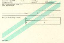 Postal Ephemera / by Present & Correct