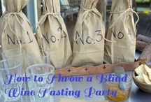 Blind wine tasting party / by Renee Del Torre-Lavezzo