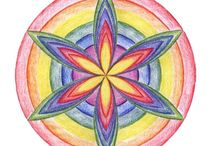 geometric drawing / by Sasha Prosser