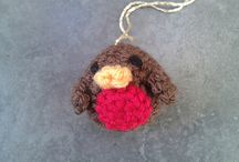 christmas crochet / by Jill Searle-Martin
