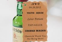 Groomsmen Gifts / by Anthony Greiter