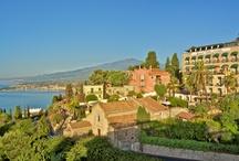 The villa / by Hotel Villa Carlotta Taormina