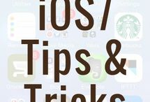 I phone or I pad tips / by Gail Seal