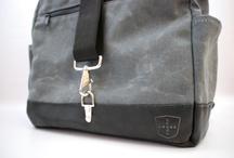 Rucksack / by Cross Bags