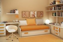 GuestRoom/Office / by Michelle Regis