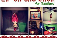 Elf on Shelf / by Bernice Cox