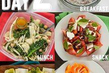 Clean eating / by Meg Boissonnault
