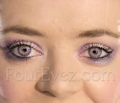Make Up & Cosmetic Contact Lenses  / Pretty Make-up Ideas and Hair Styles & Fashion Cosmetic Coloured Contact Lenses. / by Jacquilyn Joiner