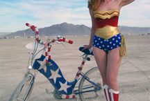 Cool Ladies on Cool Bikes / by GirlsHeartBikes