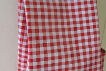 gingham / checks / by Amy Turner