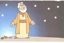 Bijbel: Abraham clipart voor kleuters / Bible: Abraham clipart for preschool / Bijbel: Abraham clipart voor kleuters / Bible: Abraham clipart for preschool / by Juf Petra