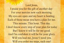 for Jesus / by Katherine Thorne