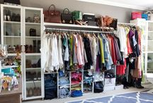 Closets / by Kristen Gage