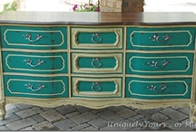 Painted Furniture / by The Courtyard Kells