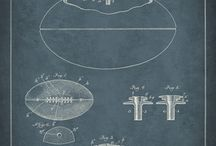 Historic Sports Patent Art / by Replay Photos