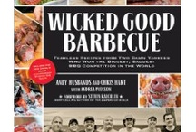 Great BBQ Cookbooks / Our favorite BBQ cookbooks. / by Pork Barrel BBQ