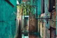 Abandoned / by Amanda Kramer