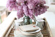 Flowers / by Dorine Ledgerwood