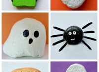 Crafts - Rock Painting / Search: Painting On Rocks, Rock Painting, Rock Art, Pet Rocks, painted Rocks / by Bonka Perry