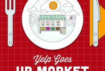 Food Creative / by Yelp Creative