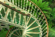 stairs / by Judy Koch