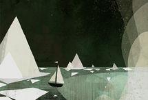 Illustration / by Arnelle Woker